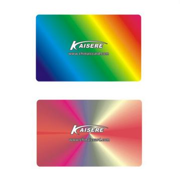 Custom plastic cards hologram ID cards sale