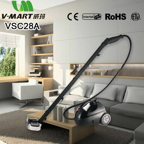 2018 portable car/carpet washing machine VSC28A at the temperature of 140 degree celsius
