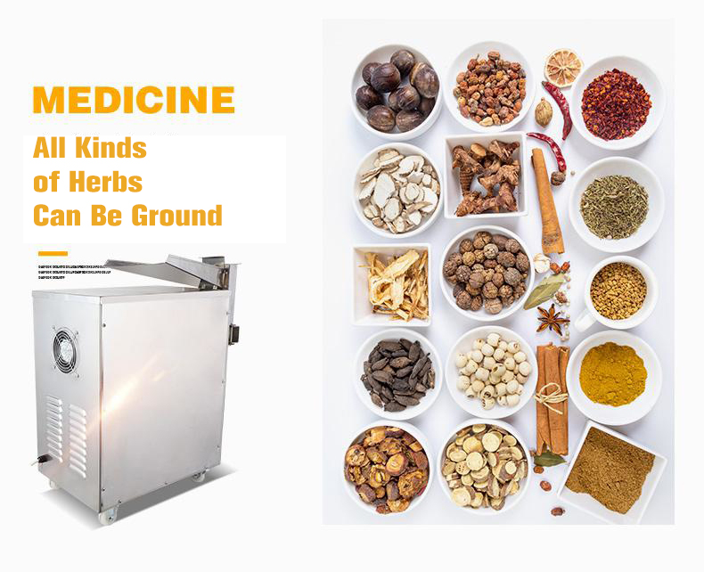 chilli powder turmeric Spice grinder masala grinding machine