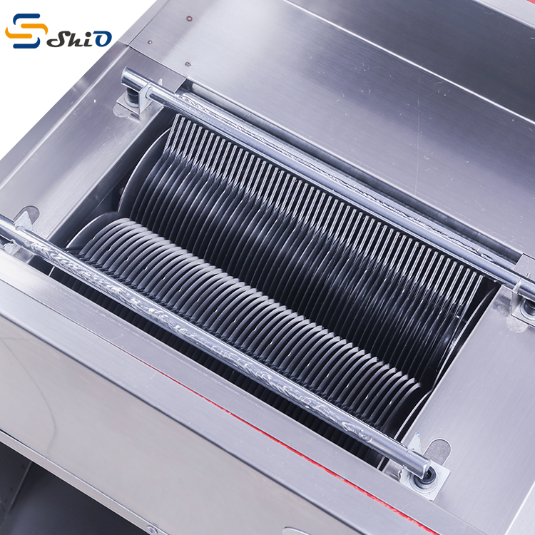 300mm Blade Full Automatic Fresh Meat Slicer Cutting Machine for Sale