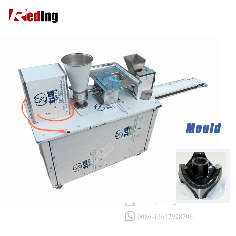 Reding 4800pcs/h-7200pcs/h Empanada Dumpling Maker Automatic Samosa Making Machine for Sale