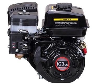 POWERGEN GX160 163CC Air-cooled Single Cylinder 168F 0HV Honda Gasoline Engine 5.5HP
