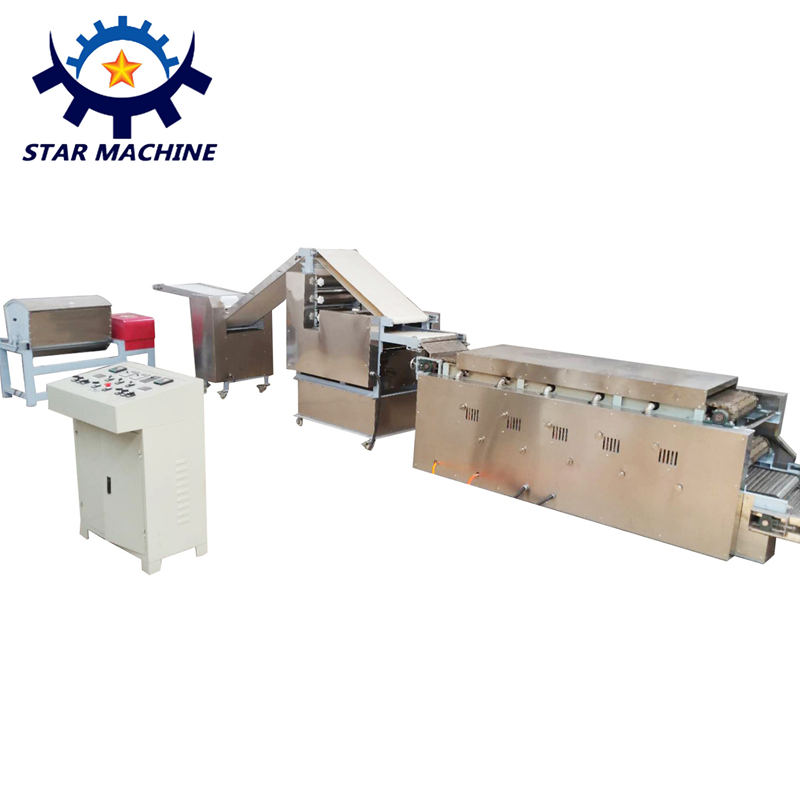 Roti Industrial lebanese bread machines for lebanese pita bread machines or arabic bread maker
