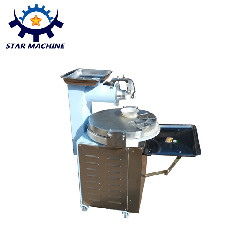 STARBAKE Factory direct automatic dough divider rounder for sale for dough moulder with dough cutter