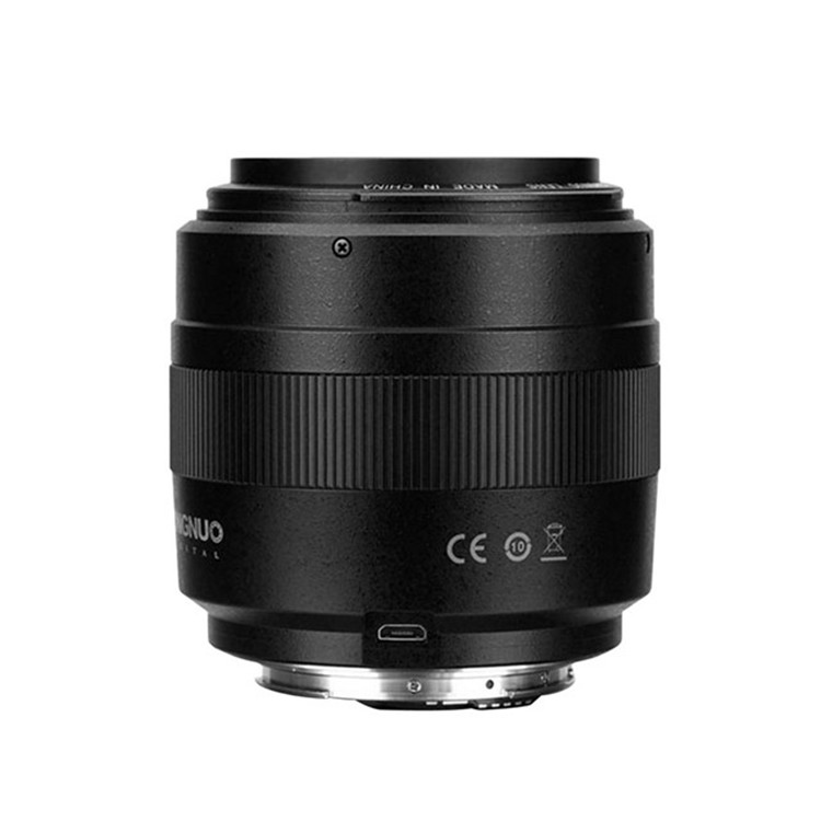 YN50mm F1.4 Large Aperture Camera Lens Auto Focus (AF)/Manual Focus (MF) 50mm Lens for sale