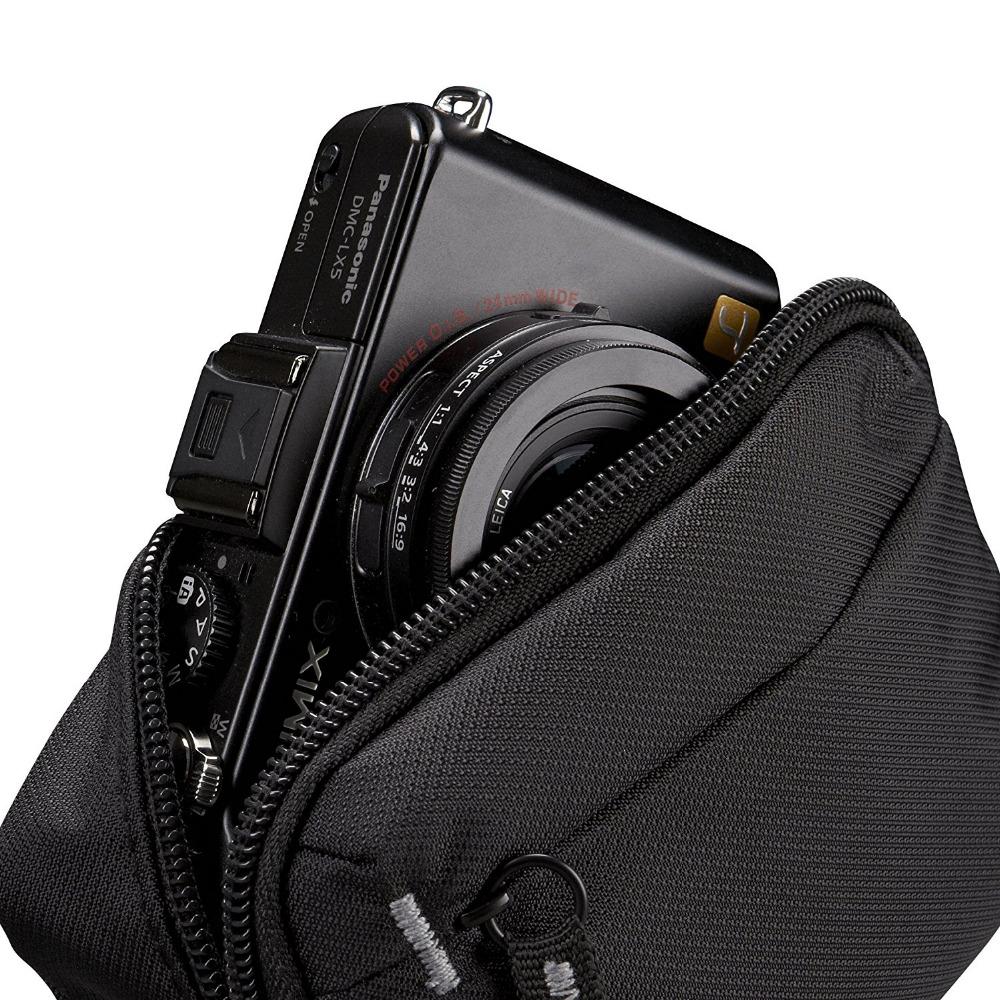 Wholesale Small Outdoor Gear Black Women Digital Vintage Camera Bag