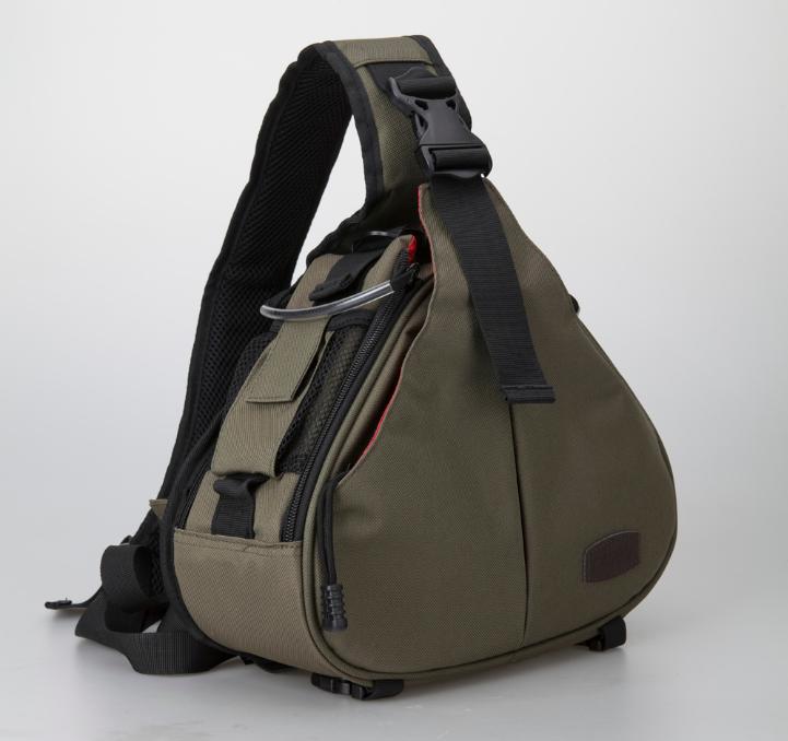 Girl Fashion Man Hiking Oem Waterproof Dslr Digital Gear Woman Case Cross Body Shoulder Trendy Camera Bag
