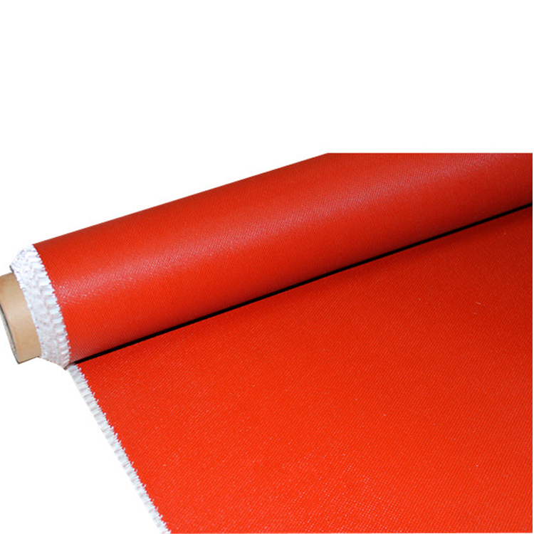 PVC coated fiberglass cloth
