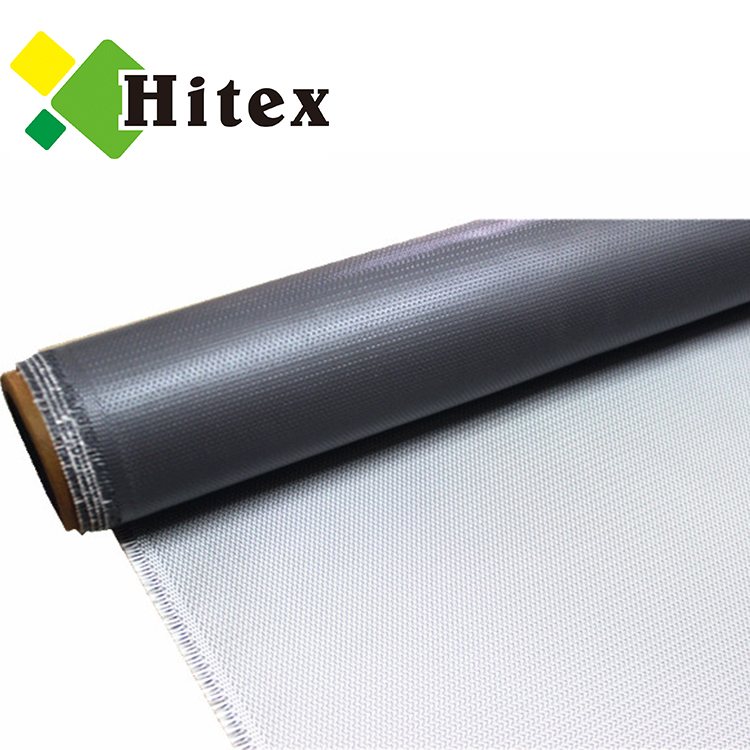 Silicone rubber coated fiberglass fabric cloth
