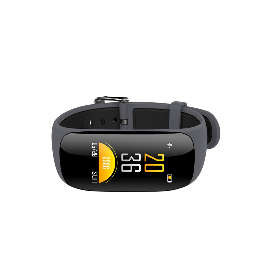 Shenzhen Waterproof Heart Rate Monitor Blood Pressure Z17 Fitness Tracker CE ROHS Smart Bracelet sale