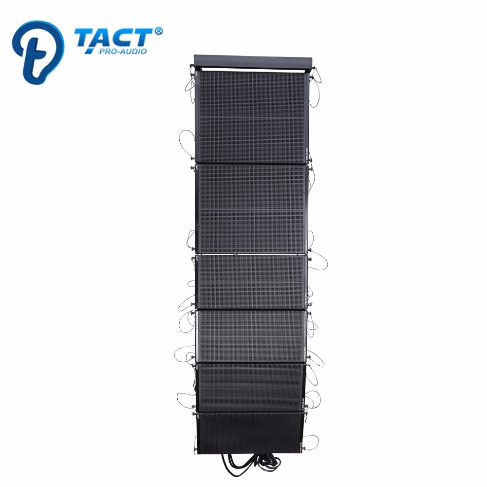 Enping Double 6.5 2018 New Products Loudspeaker Line Array Speakers For Sale