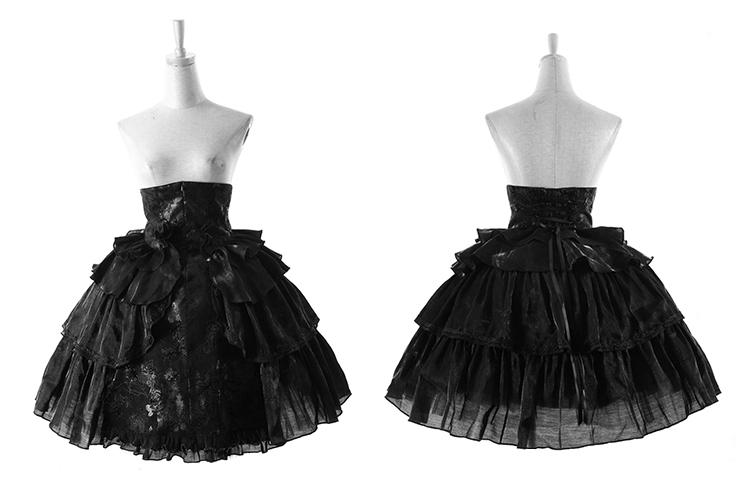 LQ-028 Wholesale Fashion Custom-made Punk Lolita Princess Dress for sale