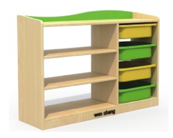 kids wood cabinet for sale