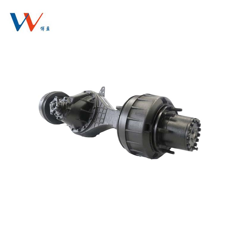 Hebei truck rear axle chain drive assembly for sale
