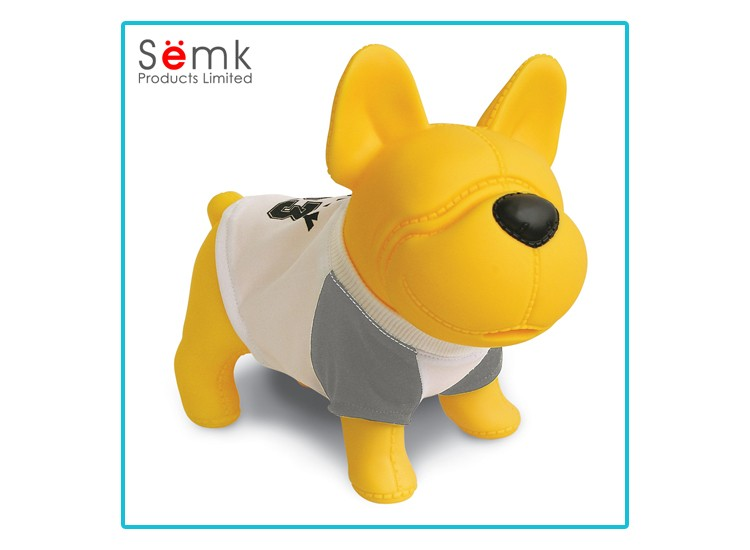 Wholesale Semk design Dog shaped money saving box coin bank for kids
