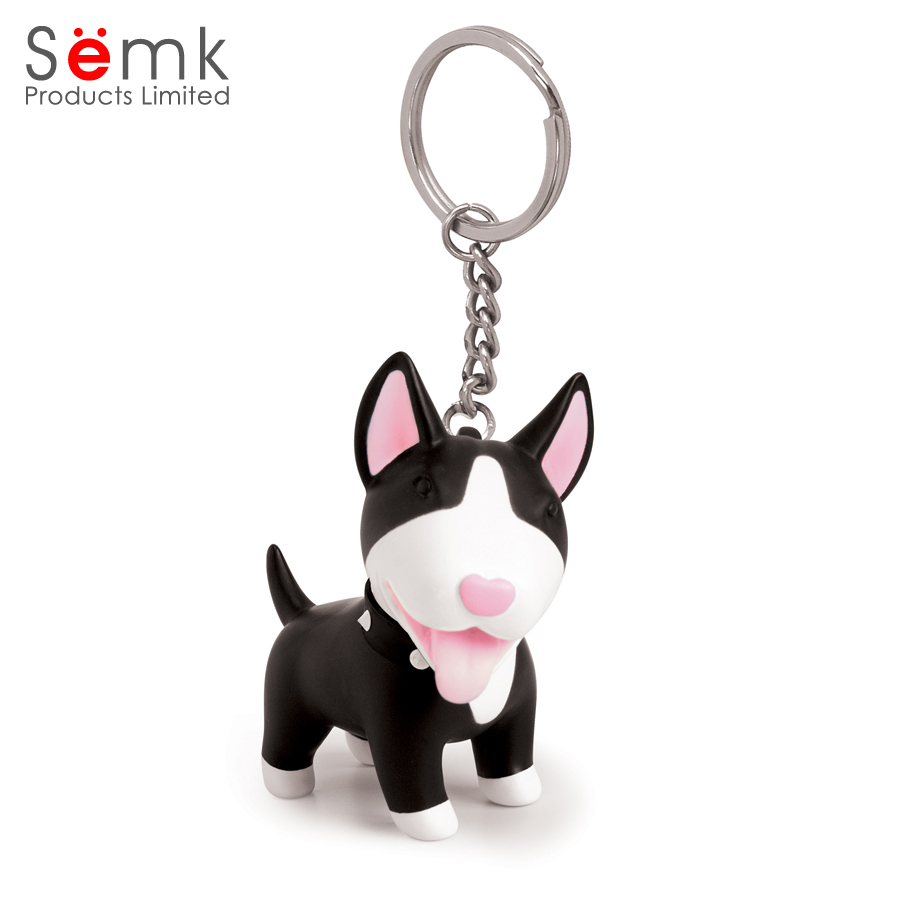 High quality 3D pvc keychain,custom anime keychain for sale