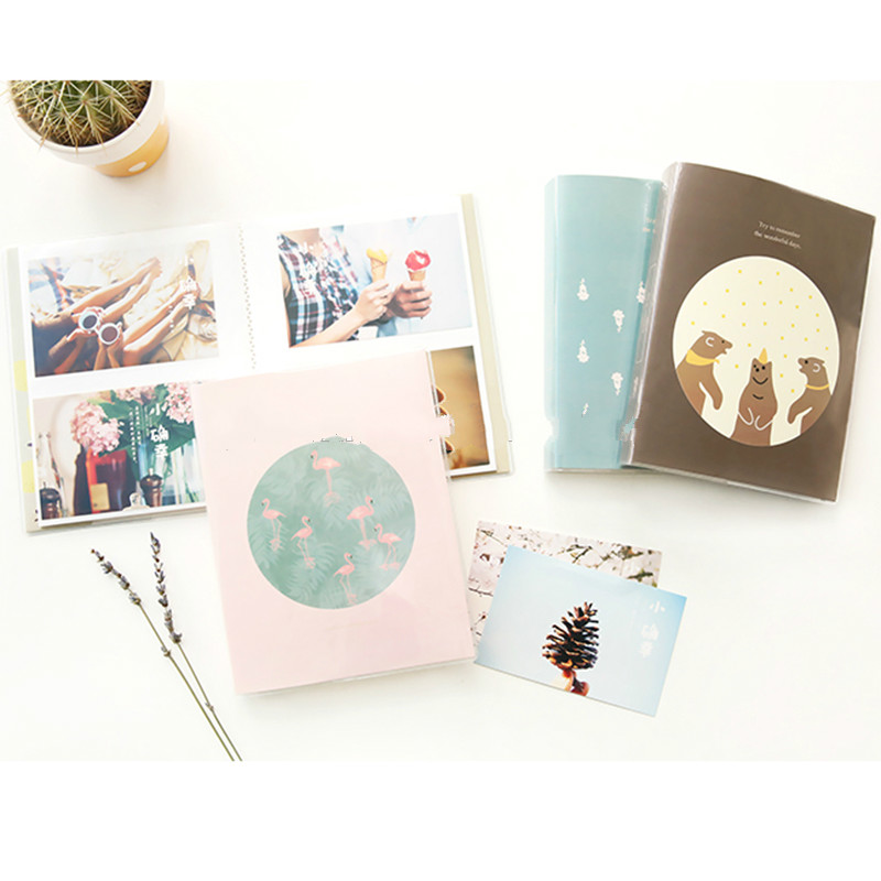 BSCI Factory Supply top grade Plastic pp photo album for sale