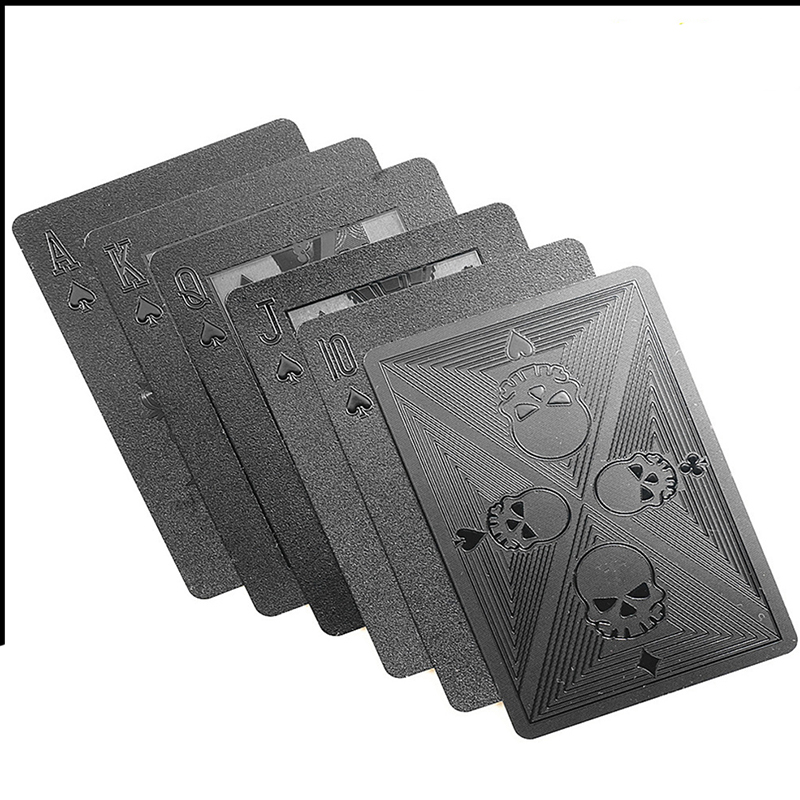 playing cards white poker cards for USA market for sale