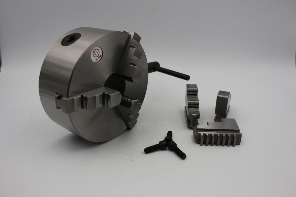 High quality K11 100 series 3 jaw self-centering chuck for sale