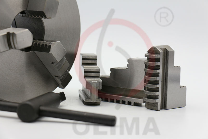 3 Jaw Self-centering Lathe Chucks 125mm for sale