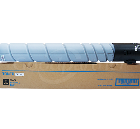TN223 Toner Cartridge for Konica Minolta C226 C266