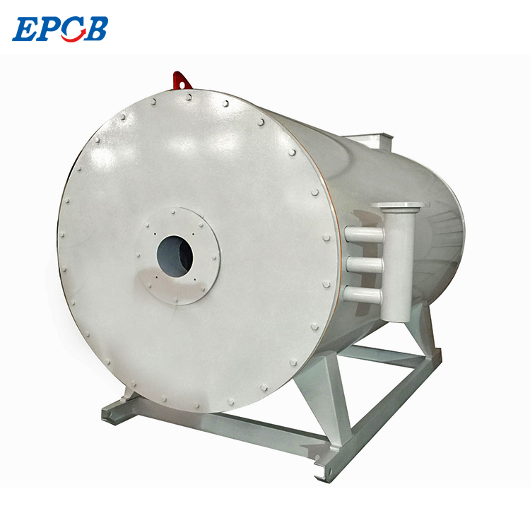 Fully Automatic Low Pressure Industrial Diesel Oil Natural Gas Fired Hot Oil Boiler With Best Price for sale