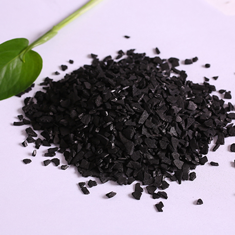 Drinking Water Treatment and Purification High Strength Good Adsorption Coconut Shell Based Activated Carbon for sale