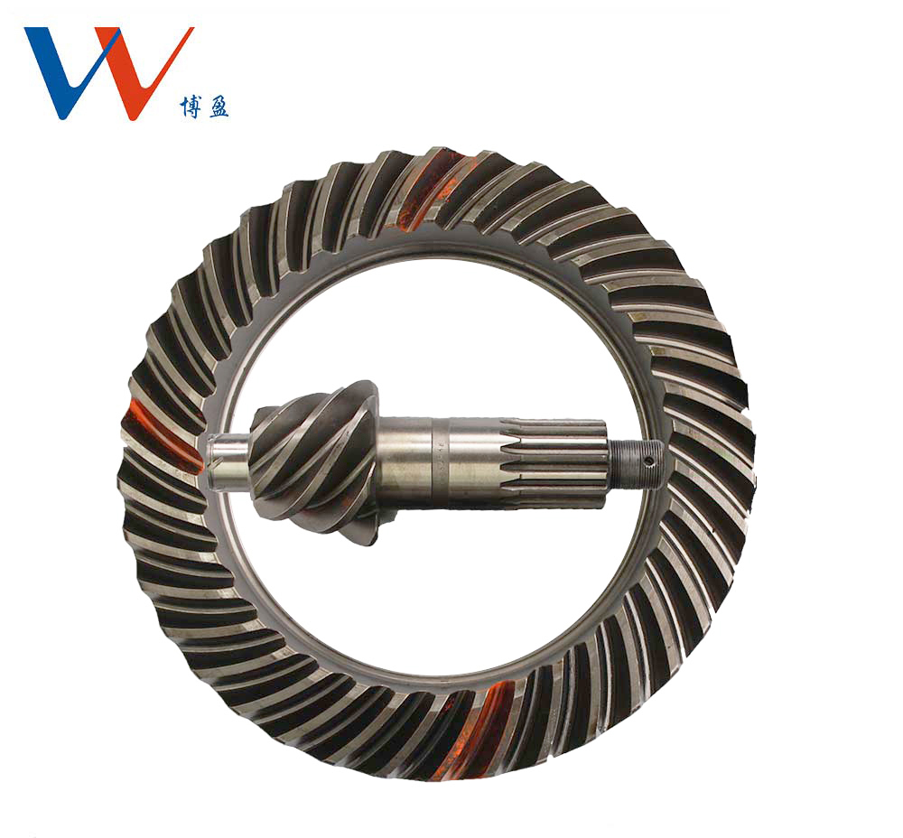 Crown wheel pinion differential ring and drivetrain gears for sale
