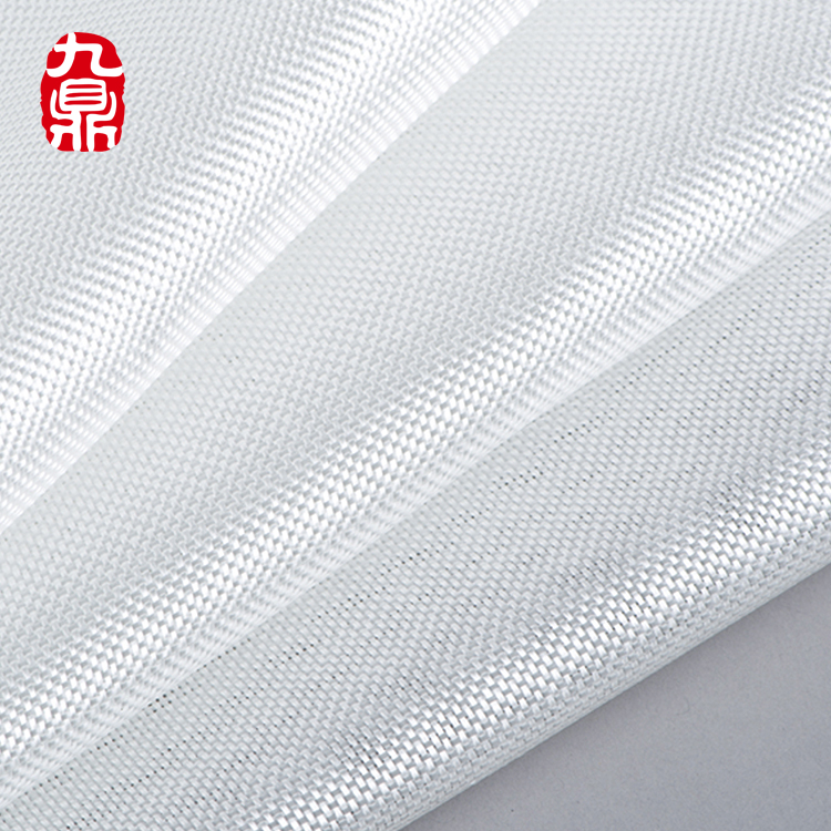 Silicon coated e-glass fabric fiberglass woven roving cloth for sale