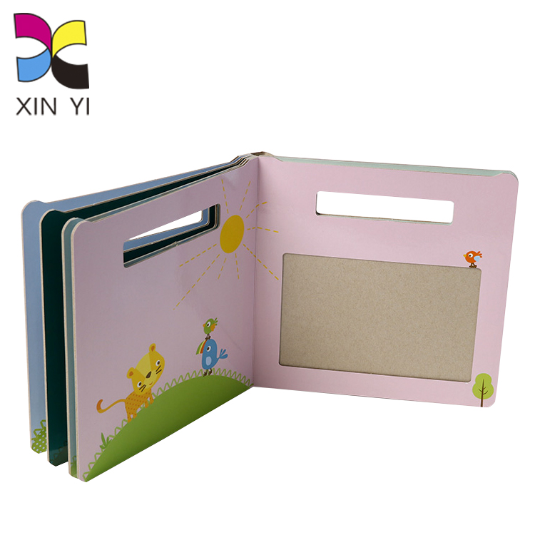 Chinese manufacturer printed photo album for sale