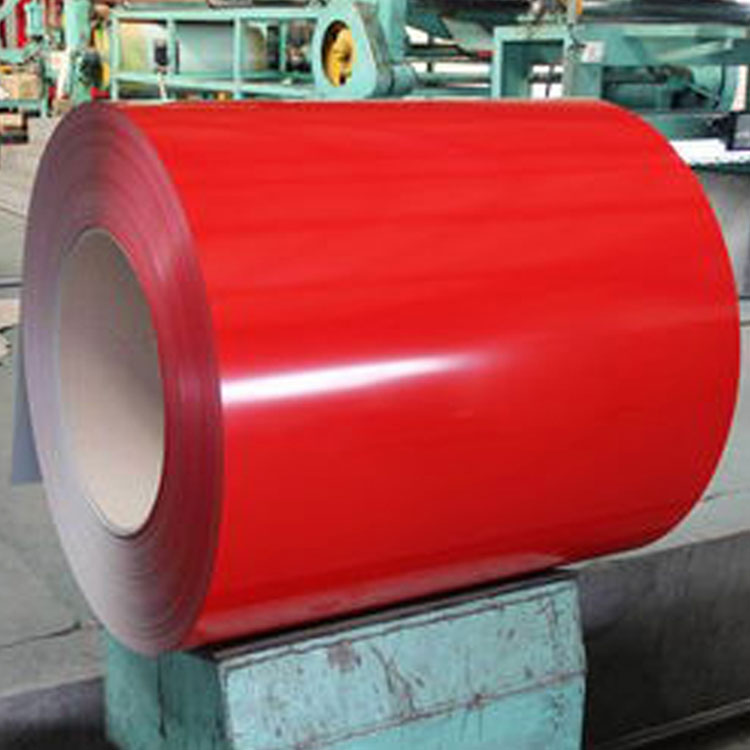 Zhen Xiang hot dip galvanized PPGI PPGL color coated steel coil for sale