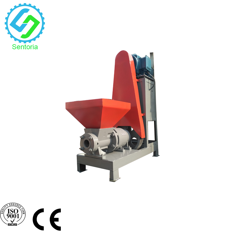 CE approved rice husk biomass briquette machine for sale