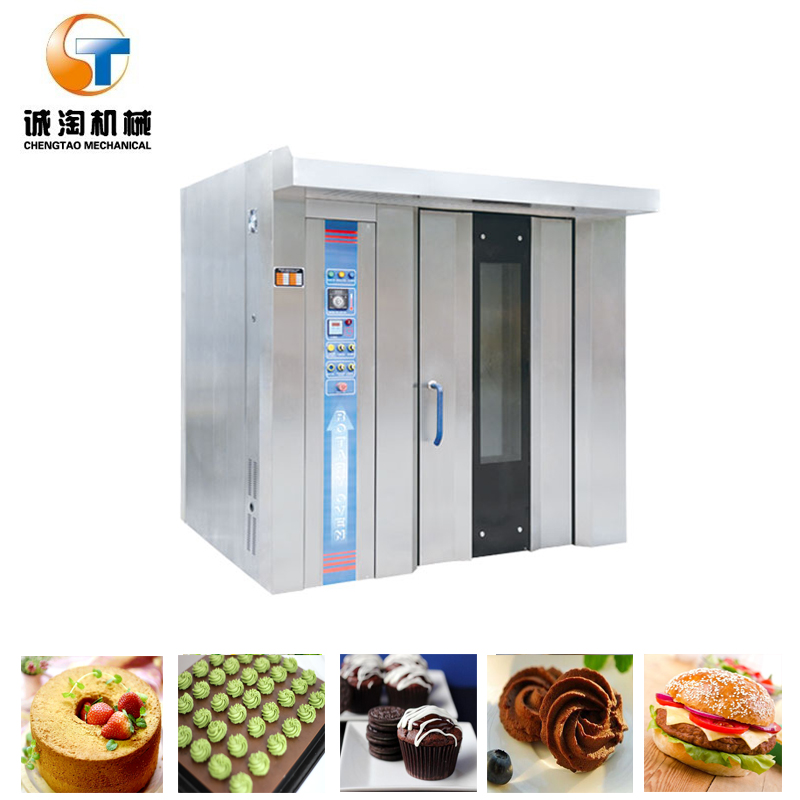 Chengtao Professional Multifunction rotary convection oven Machine