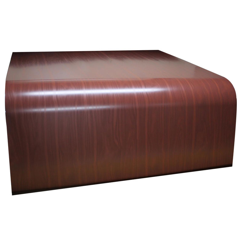 High quality wood grain aluminum coil for wall panel for sale