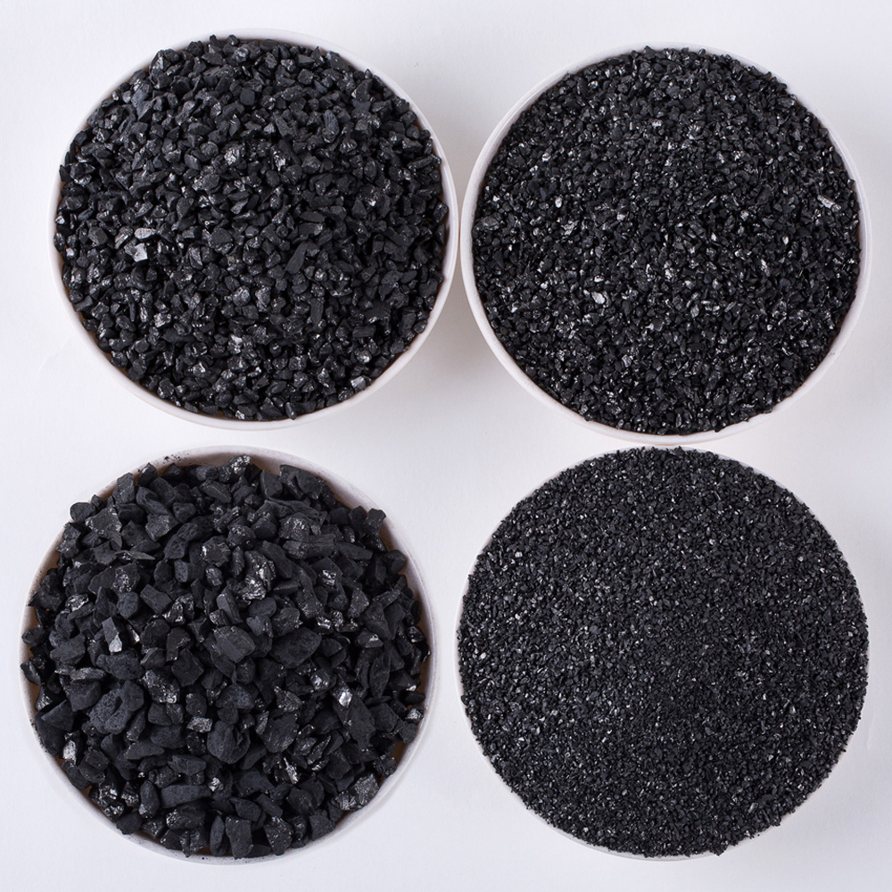 Anthracite Coal Filter Media With Factory Price for sale