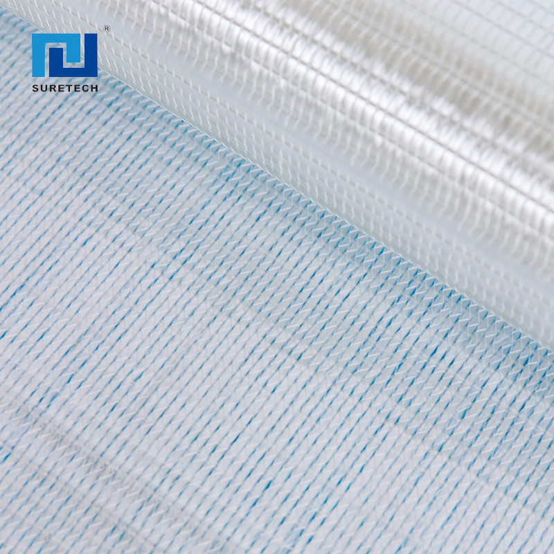 E-Glass Biaxial Fiberglass bulky fiberglass cloth for sale