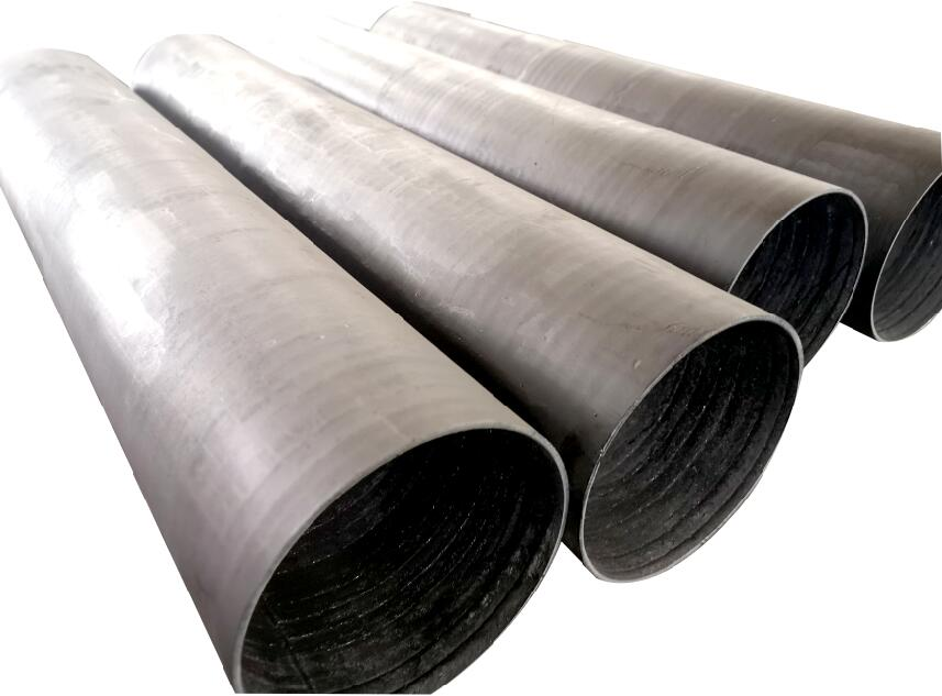 Double metal chromium carbide overlay wear pipes elbow