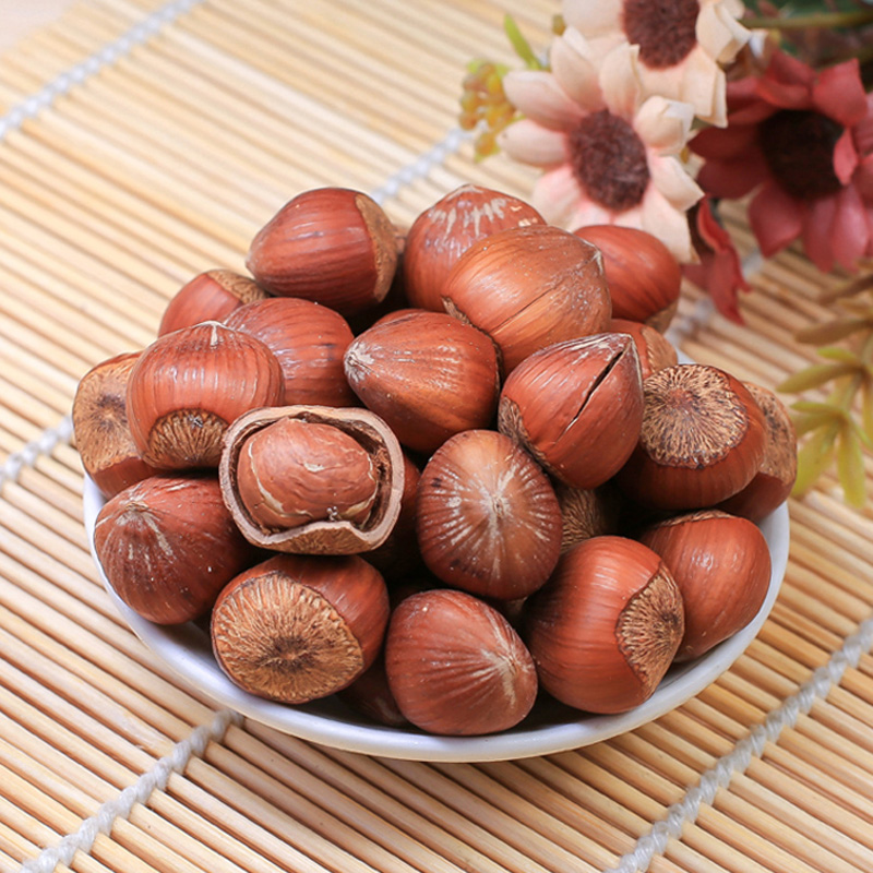 Chinese suppliers roasted hazelnut, Cobnut/Dry Hazelnuts sale