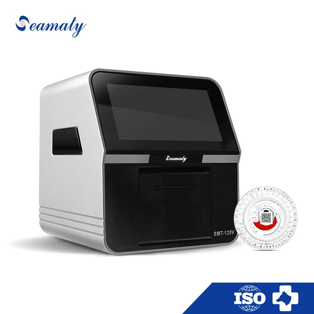 accurate biochemistry analyzer/Small Animals Veterinary Instruments 0.1 cc Sample Volume