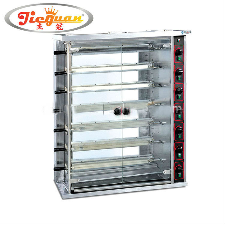 JGT-7P gas chicken rotisseries chicken rotisseries oven