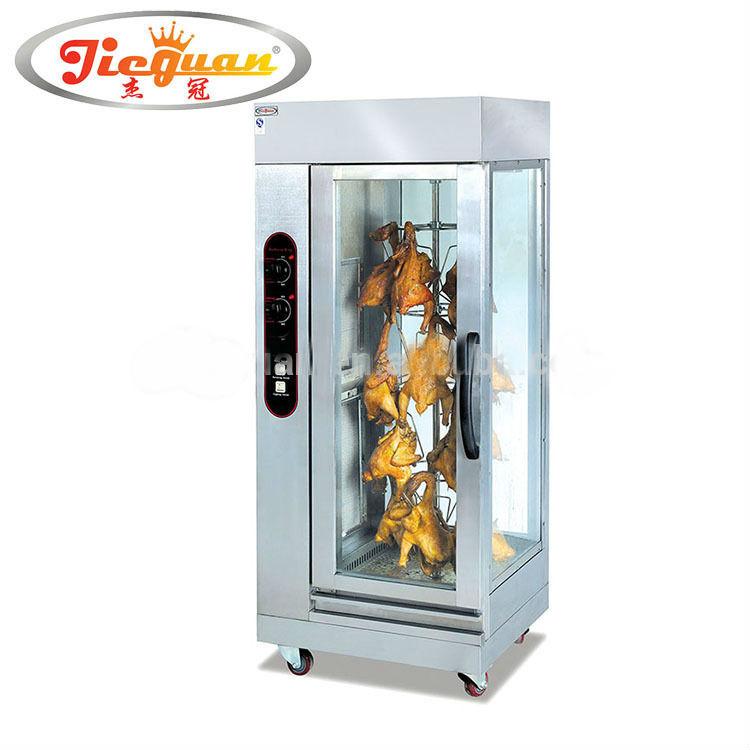 GB-306 Gas chicken rotisserie oven manufacturer