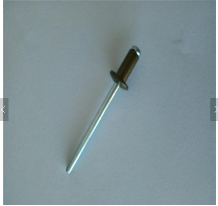 China Blind Rivet Aluminum Material Best Quality Factory Price Open End