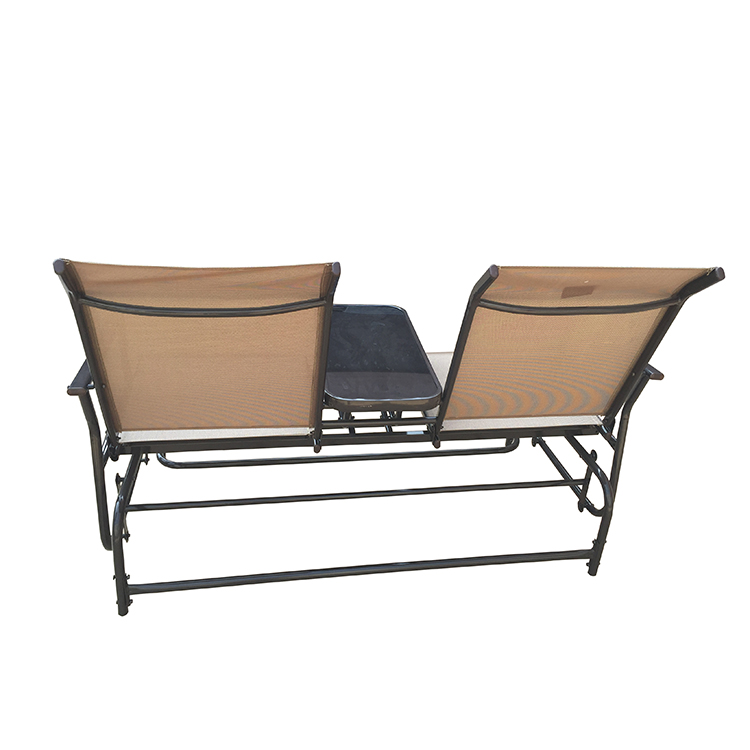 Outdoor Double Rocking Chair for sale