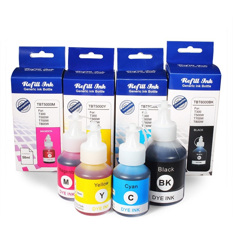 Inkjet printer printing ink Dye ink for Brother DCP-T300/T500 for sale