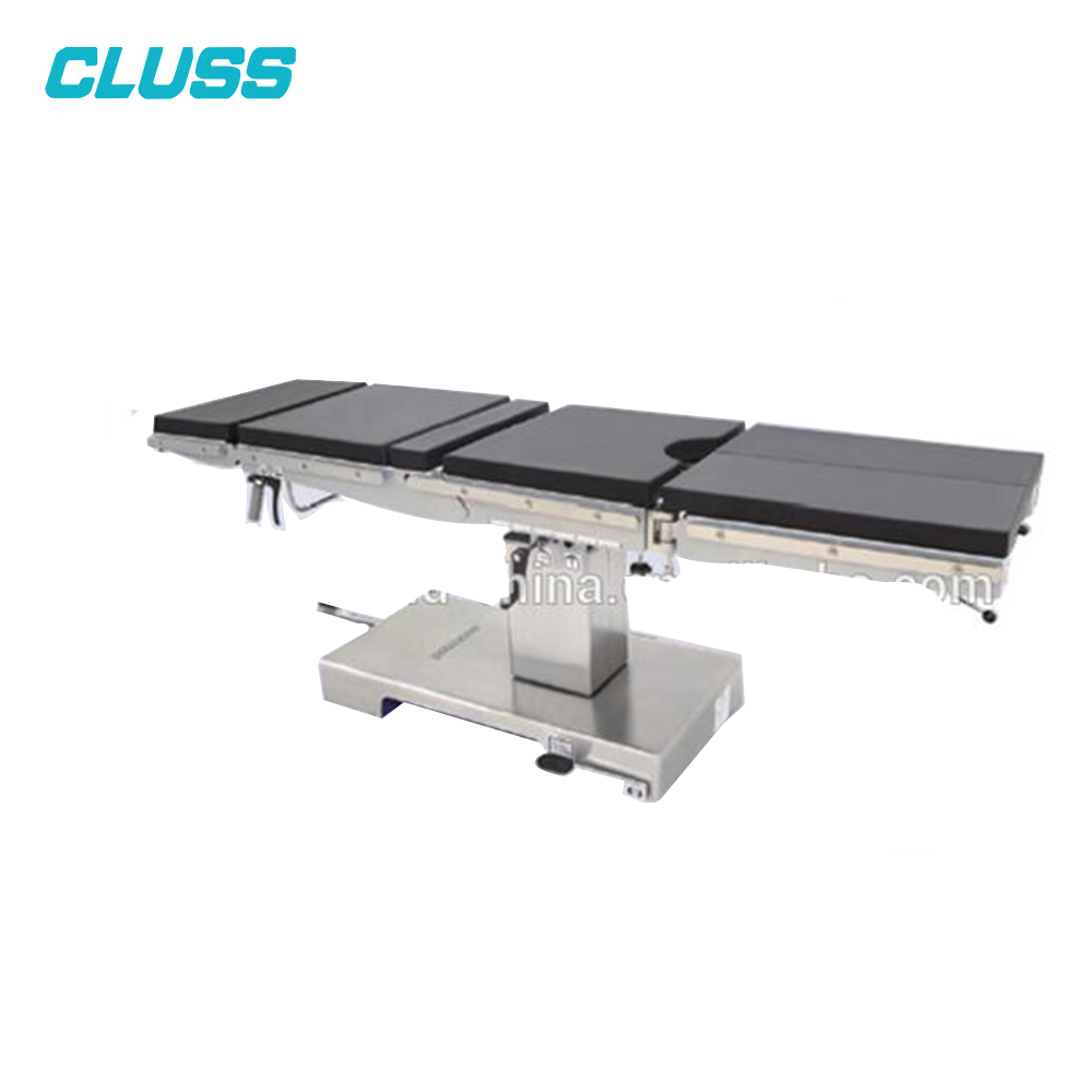 Emergency & Clinics Apparatus CLS-OP750T operation table used in ICU