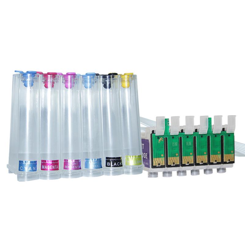 Ciss T1881-T1884 compatible for epson C79 C90 C92 CX3900 CX4900 CX5600 CX5900F CX5500 CX7300 CX7310 CX8300 for sale