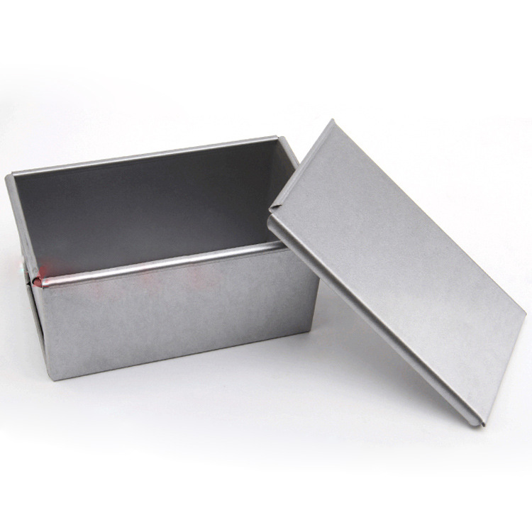 Food Grade Non Stick Aluminized Steel 500G Cake Loaf Mould for sale