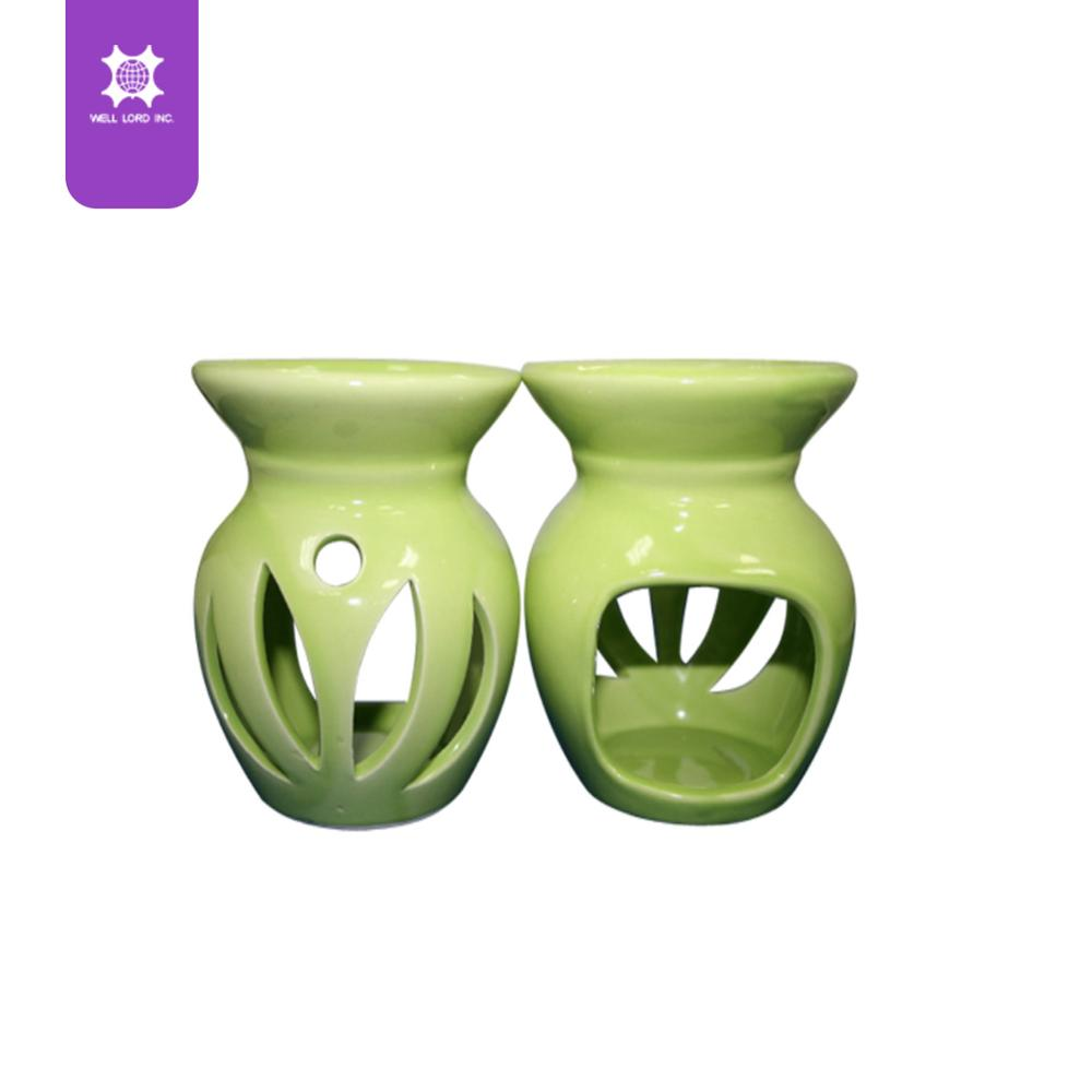 New arrival Ceramic oil incense burner fragrance burner for sale