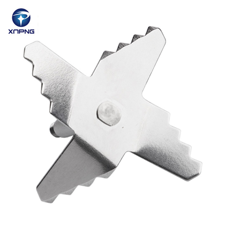 High Quality Meat Grinder Replacement Blade Multifunctional stainless steel Cooking machine stirred Blender blade for Blender sale