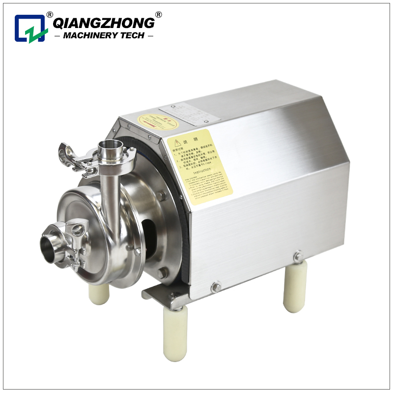 GFP5-24 Cryogenic Insulation stainless steel centrifugal pump